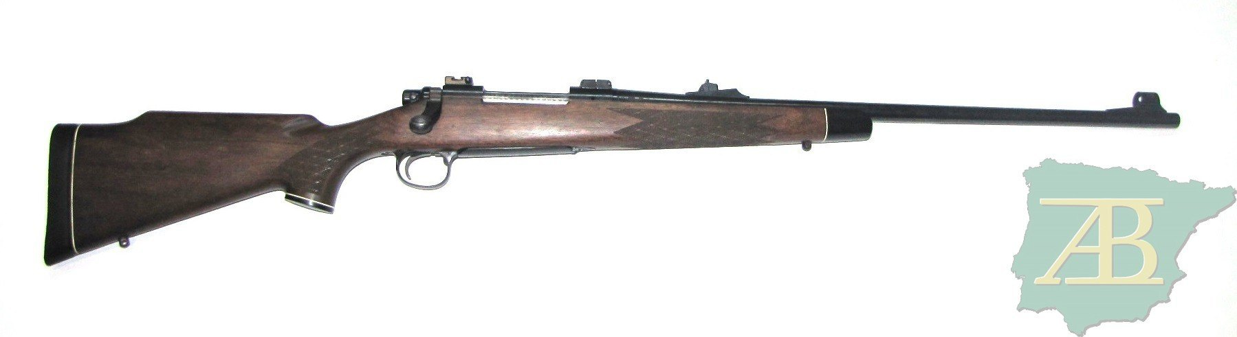 RIFLE DE CERROJO DE CAZA REMINGTON 7MM REM MAG Ref. 4186