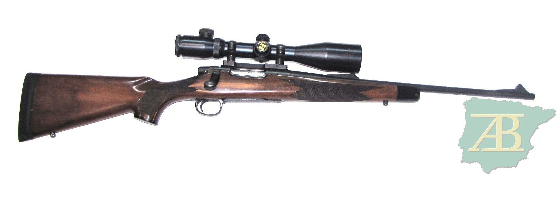 RIFLE DE CERROJO DE CAZA REMINGTON .243 WIN. Ref. 4353