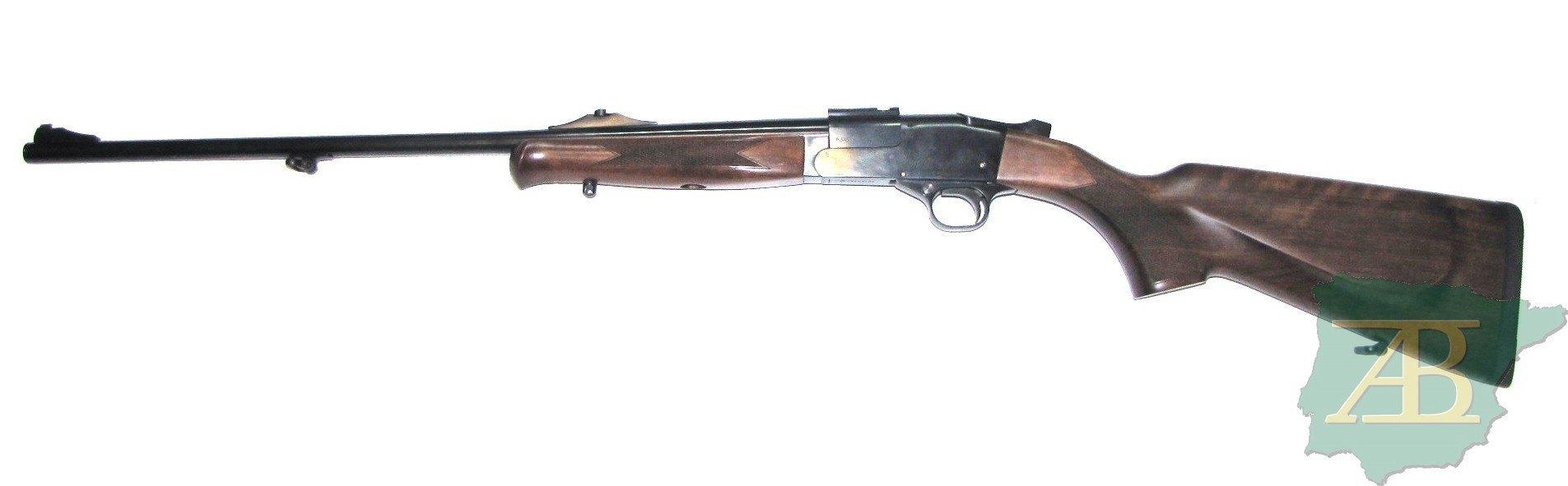 Rifle monotiro caza BRNO PPK-1 ref4530-armeria iberica-5