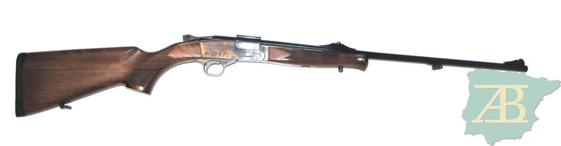 RIFLE MONOTIRO DE CAZA BRNO 6,5X57R Ref. 4530
