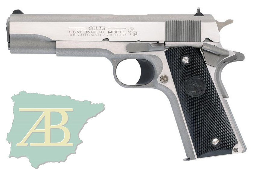 PISTOLA COLT 1991 GOVERNMENT