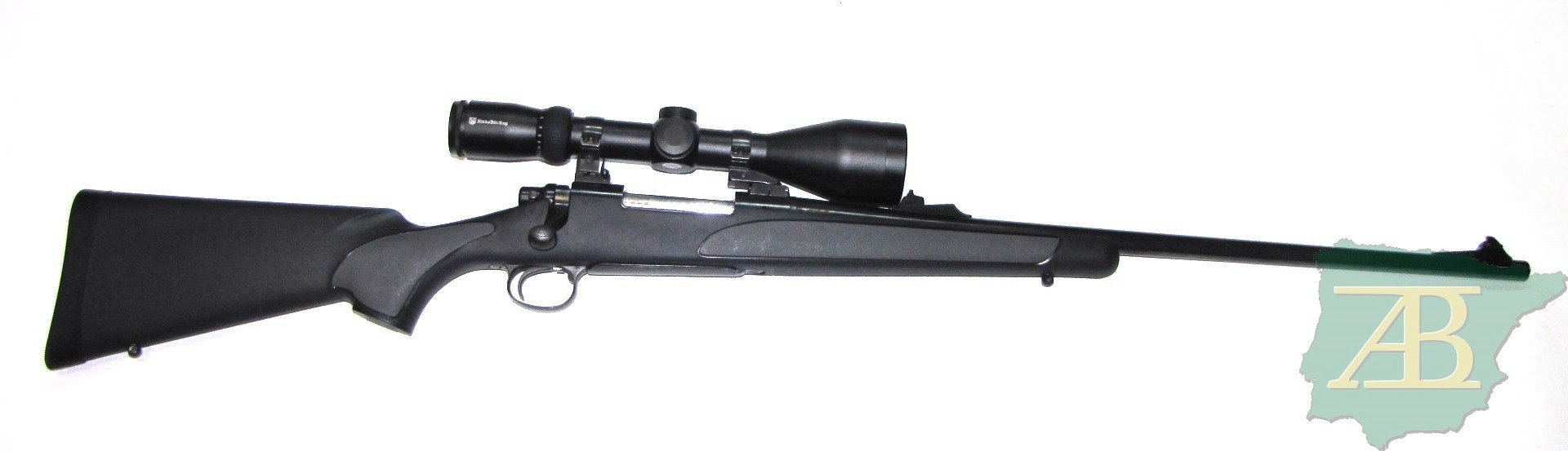RIFLE DE CERROJO DE CAZA REMINGTON .300 WIN MAG Ref. 4748