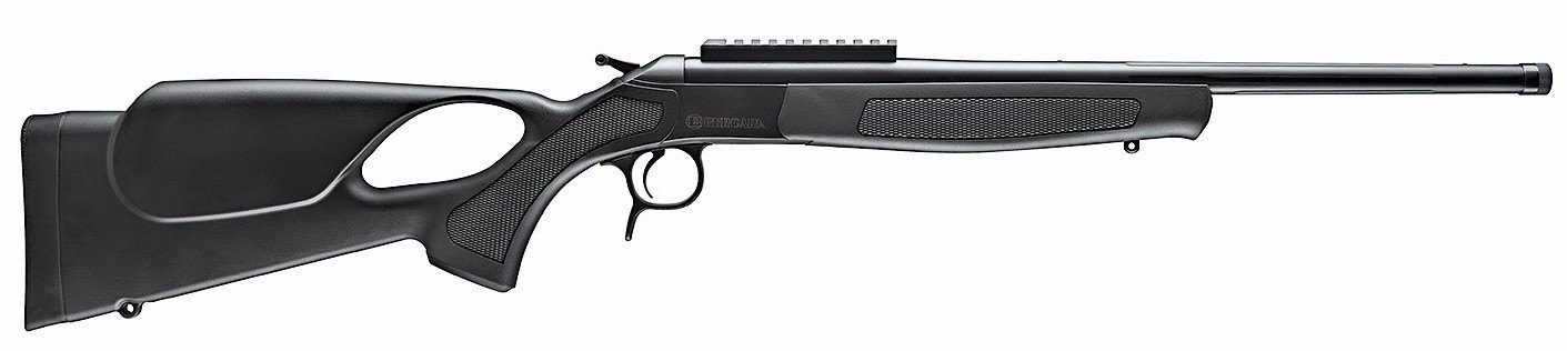 RIFLE MONOTIRO DE CAZA BERGARA BA13 TAKE-DOWN THREAT BLUED THUMBHOLE