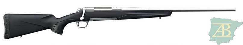 RIFLE DE CERROJO DE CAZA BROWNING X BOLT STAINLESS SF