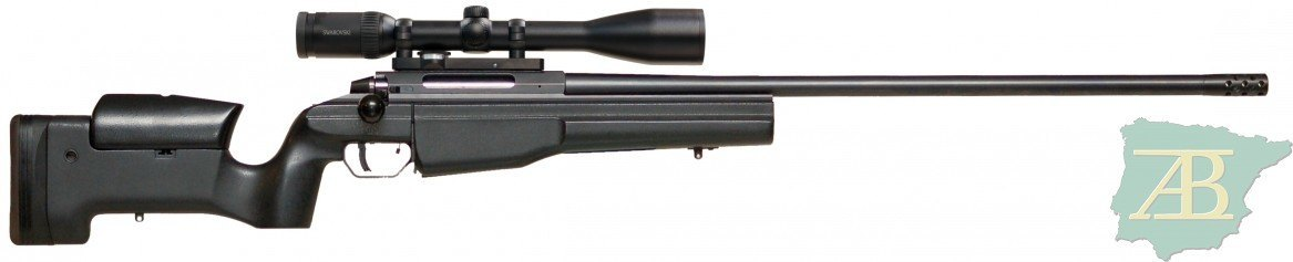 RIFLE DE PRECISIÓN SAKO TRG 42