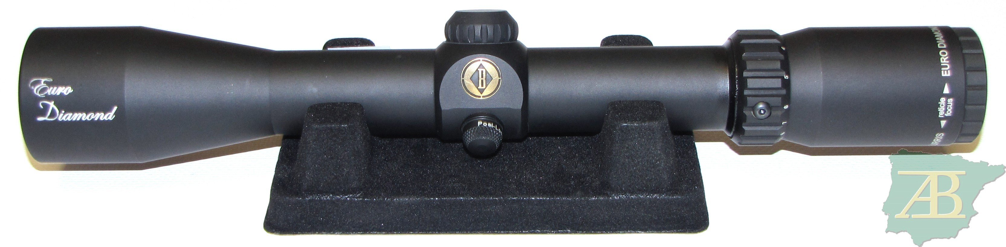 BURRIS EURO DIAMOND 3-10X40