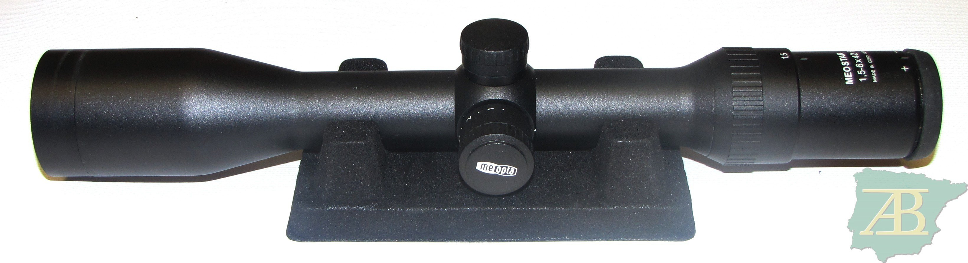 MEOPTA MEOSTAR R1 1.5-6X42 RD
