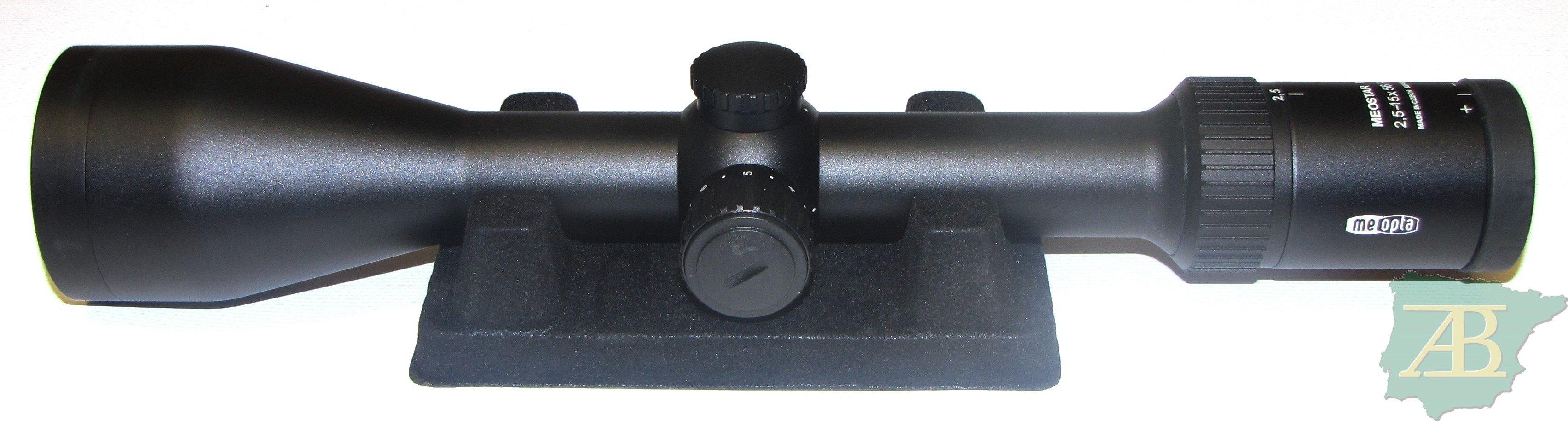 VISOR MEOPTA MEOSTAR R2 2.5-15X56 RD