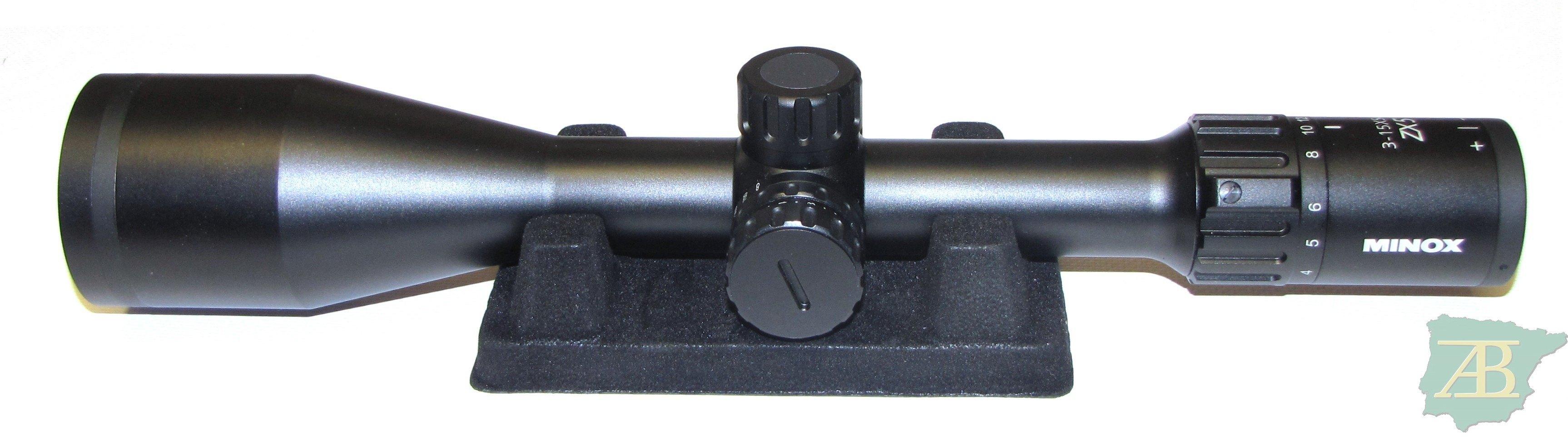 VISOR MINOX ZX5 3-15X56 RI