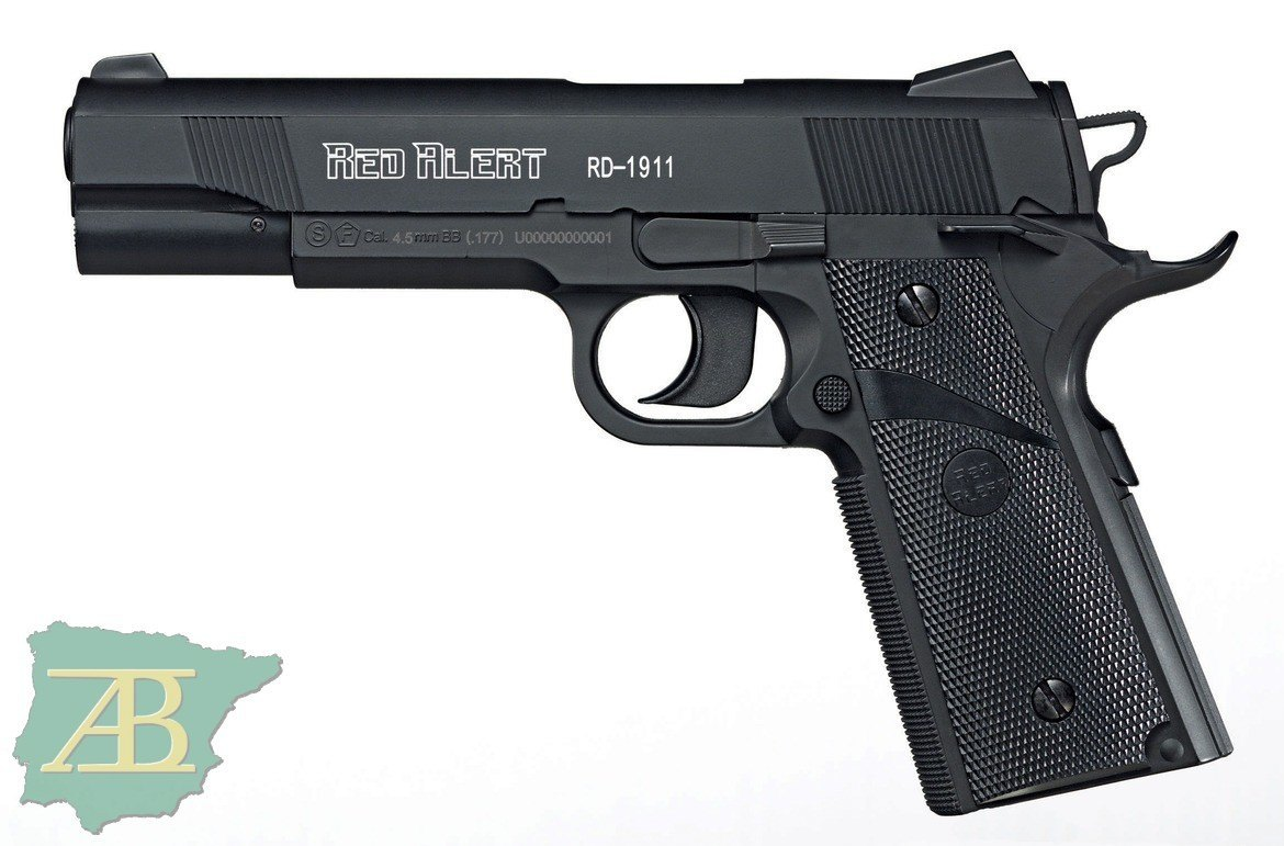 PISTOLA DE CO2 GAMO RED ALERT RD-1911