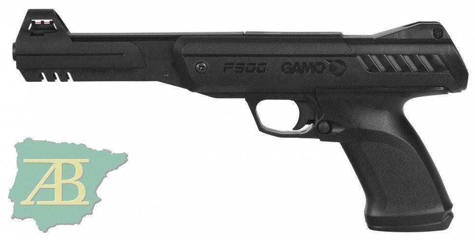 PISTOLA DE AIRE COMPRIMIDO GAMO P-900 GUNSET