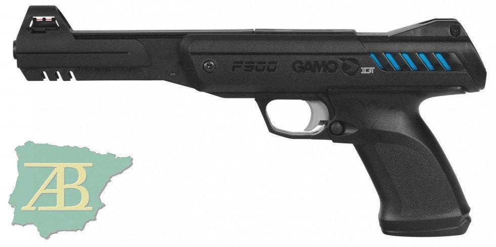 PISTOLA DE AIRE COMPRIMIDO GAMO P-900 IGT GUNSET