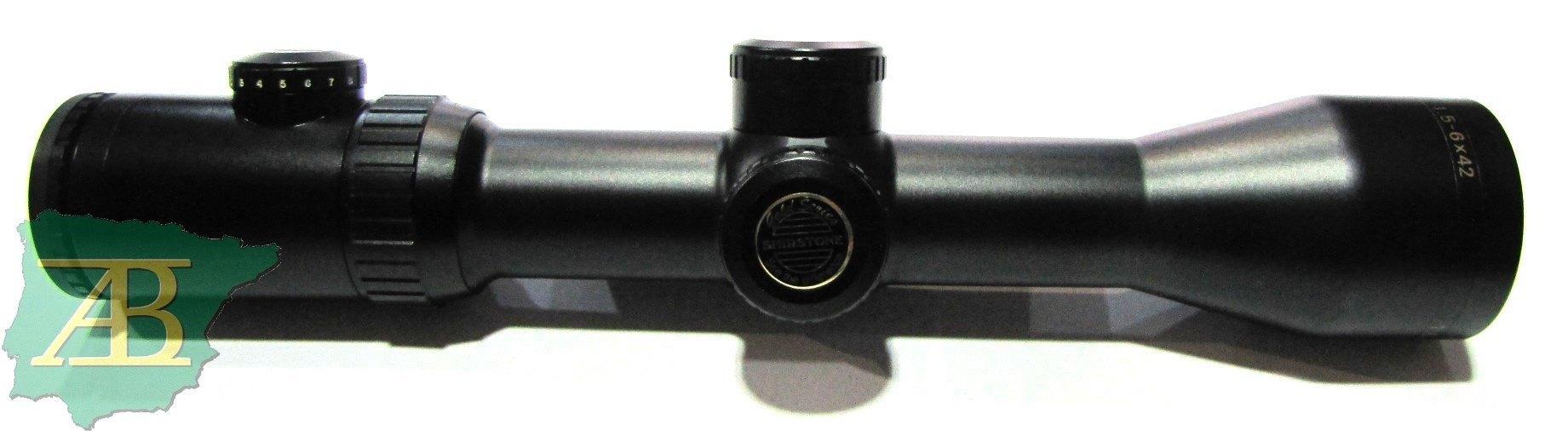 SHIRSTONE 1.5-6×42 RI