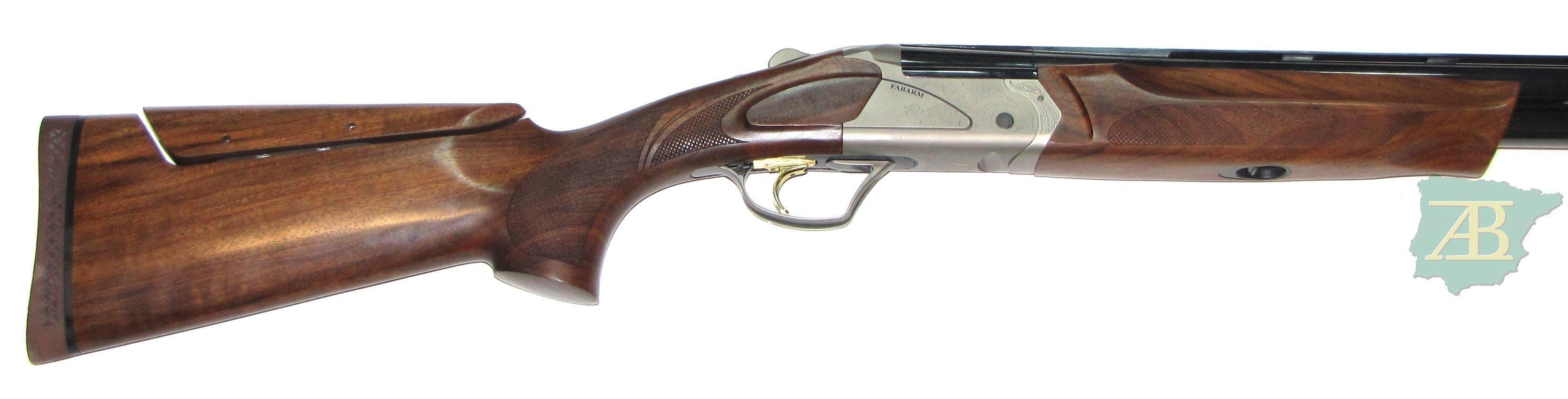 Escopeta superpuesta de TRAP FABARM AXIS ref 4890-armeriaiberica-2