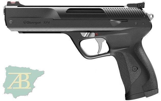 PISTOLA DE AIRE COMPRIMIDO STOEGER XP4 BLACK