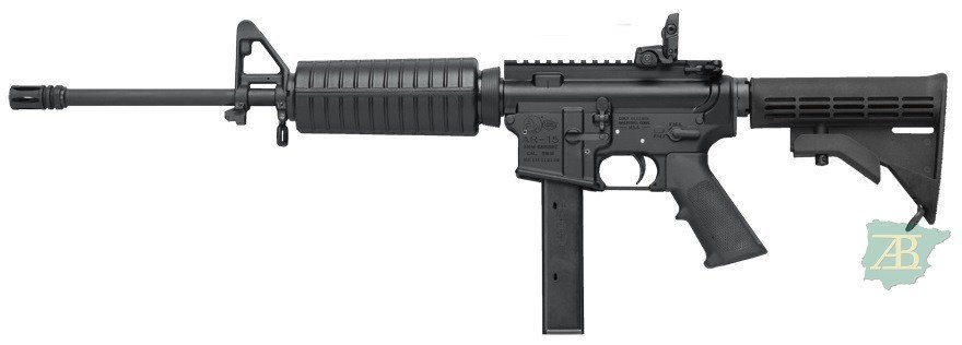 FUSIL COLT AR 15 9 MM CARBINE