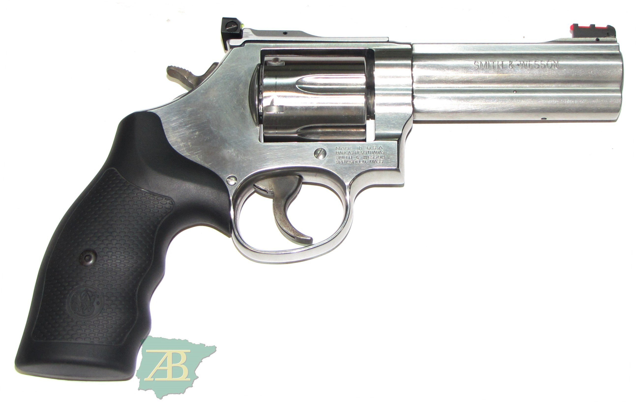 REVÓLVER SMITH & WESSON .357 MAGNUM Ref. 4897
