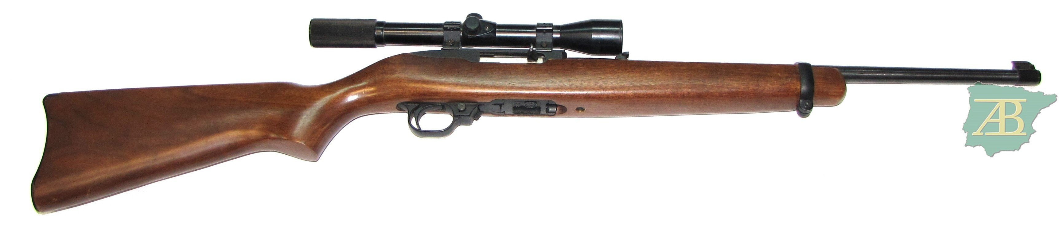 CARABINA SEMAUTOMATICA RUGER .22 LR Ref. 4981