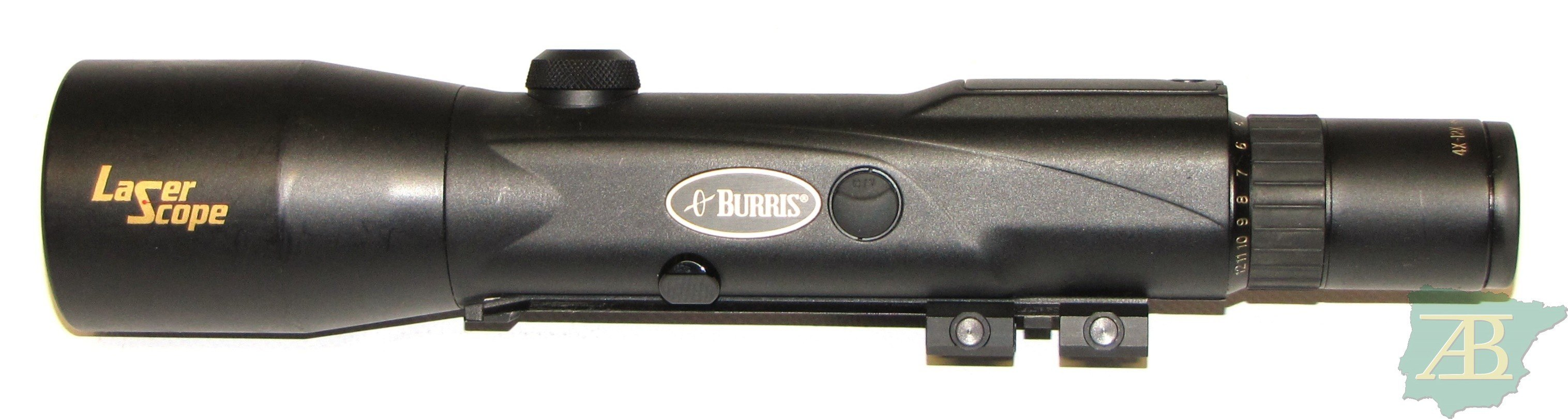 VISOR BURRIS LASER SCOPE 4-12×42 Ref. V29