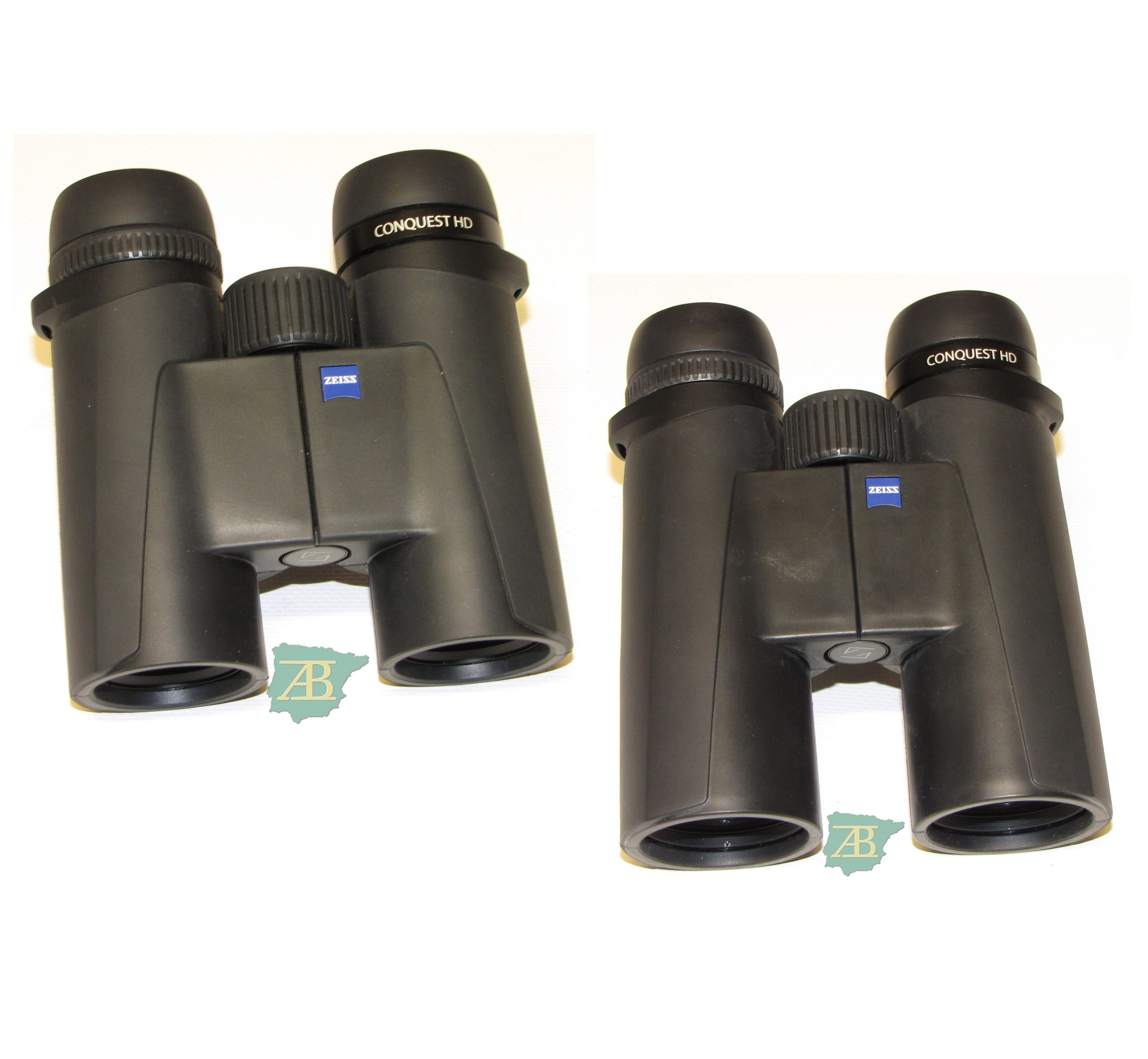 PRISMATICOS ZEISS CONQUEST HD 10X32 – 8X42