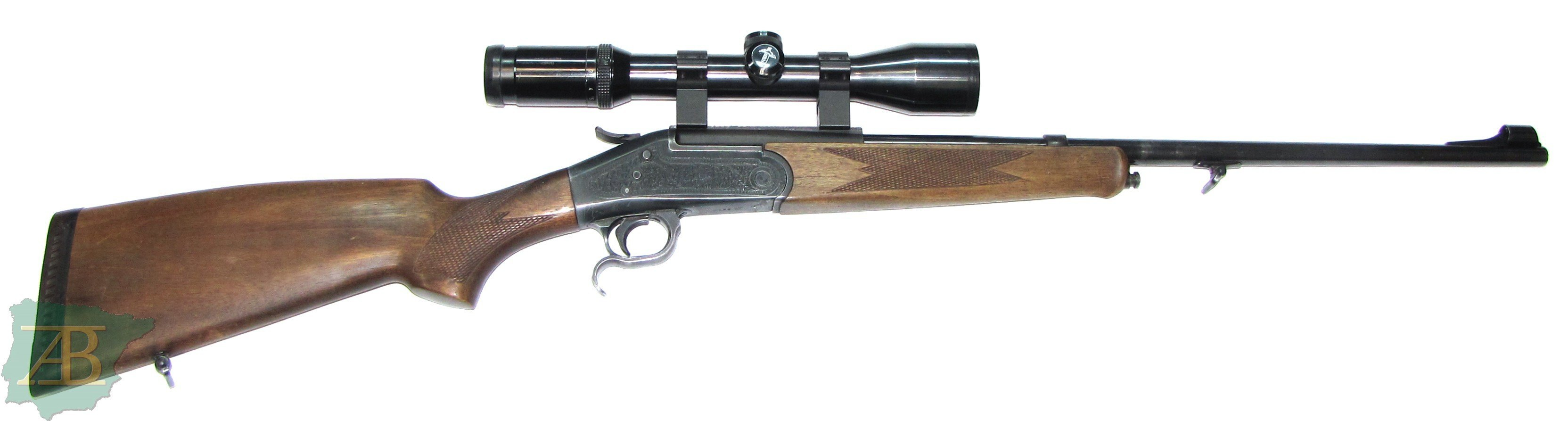 RIFLE MONOTIRO DE CAZA SM 5,6×50 R MAG Ref. 5420