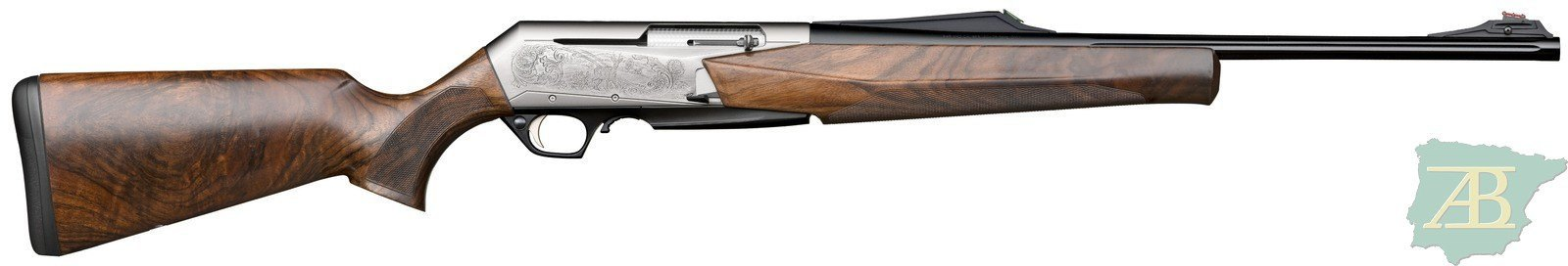 RIFLE SEMIAUTOMÁTICO DE CAZA BROWNING MK3 ECLIPSE FLUTED
