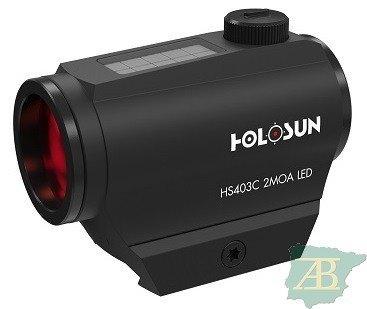HOLOGRAFICO HOLOSUN HS403C (SOLAR) 2MOA