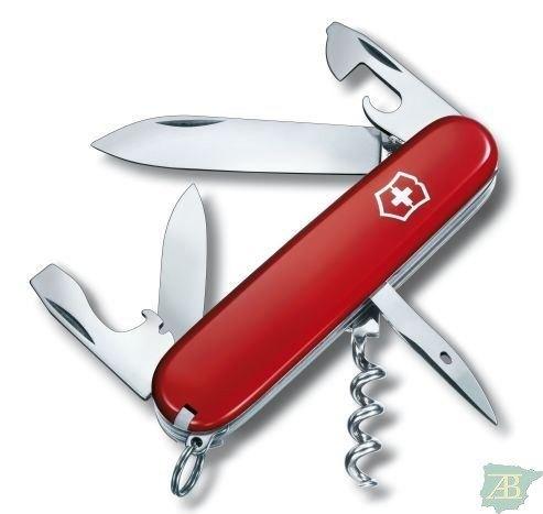 NAVAJA MULTIUSOS DE BOLSILLO VICTORINOX SPARTAN RED Ref 7611160100092