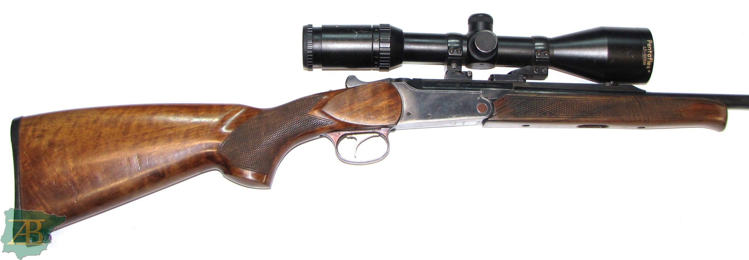 Rifle monotiro ZBROJOVKA BRNO ZK99-5 Ref REP2020-1092-armeriaiberica-2