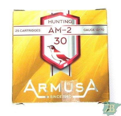 CAJON CARTUCHOS ARMUSA AM2 30GR