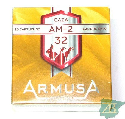 CAJON CARTUCHOS ARMUSA AM2 32GR