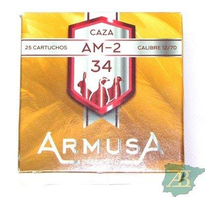 CAJON CARTUCHOS ARMUSA AM2 34GR