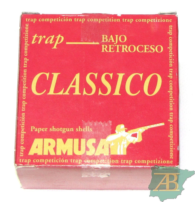 CAJON CARTUCHOS ARMUSA CLASSIC 28GR