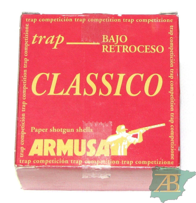 CAJON CARTUCHOS ARMUSA CLASSIC HELICES 32GR