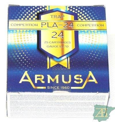 CAJON CARTUCHOS ARMUSA PLA 24GR