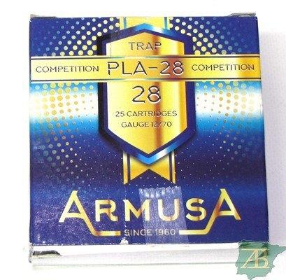 CAJON CARTUCHOS ARMUSA PLA 28GR