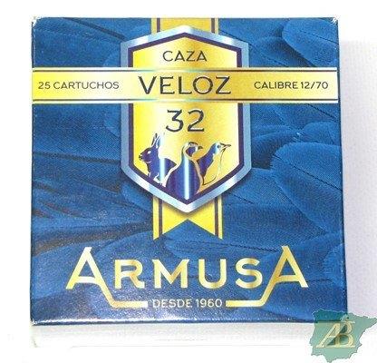 CAJON CARTUCHOS ARMUSA VELOZ 32GR