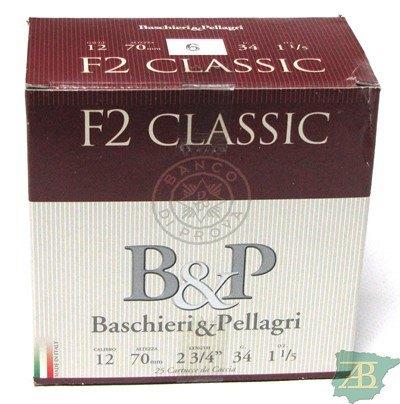 CAJON CARTUCHOS B&P F2 CLASSIC 34GR