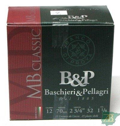 CAJON CARTUCHOS B&P MB CLASSIC 32GR