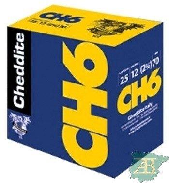 CAJON CARTUCHOS CHEDDITTE CH6 32GR
