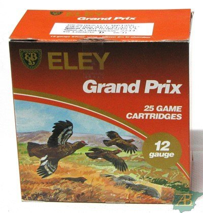 CAJON CARTUCHOS ELEY GRAND PRIX 32GR