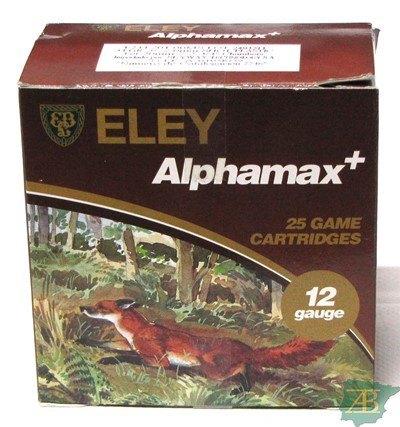 CAJON CARTUCHOS ELEY ALPHAMAX 34GR