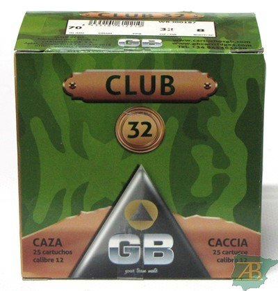 CAJON CARTUCHOS GB CLUB 32GR