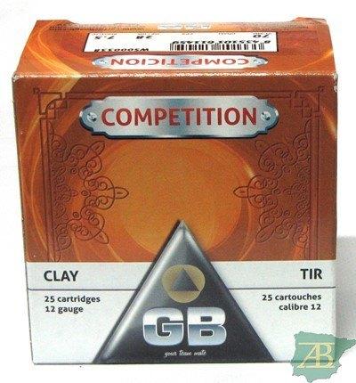 CAJON CARTUCHOS GB COMPETICION 28GR