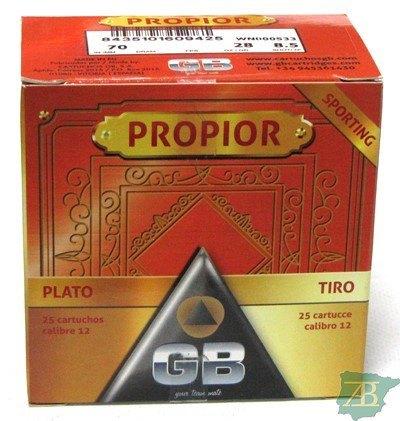 CAJON CARTUCHOS GB SPORTING PROPIOR 28GR