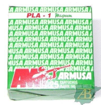 CAJON CARTUCHOS ARMUSA PLA 1 CAL. 20 B-MAG