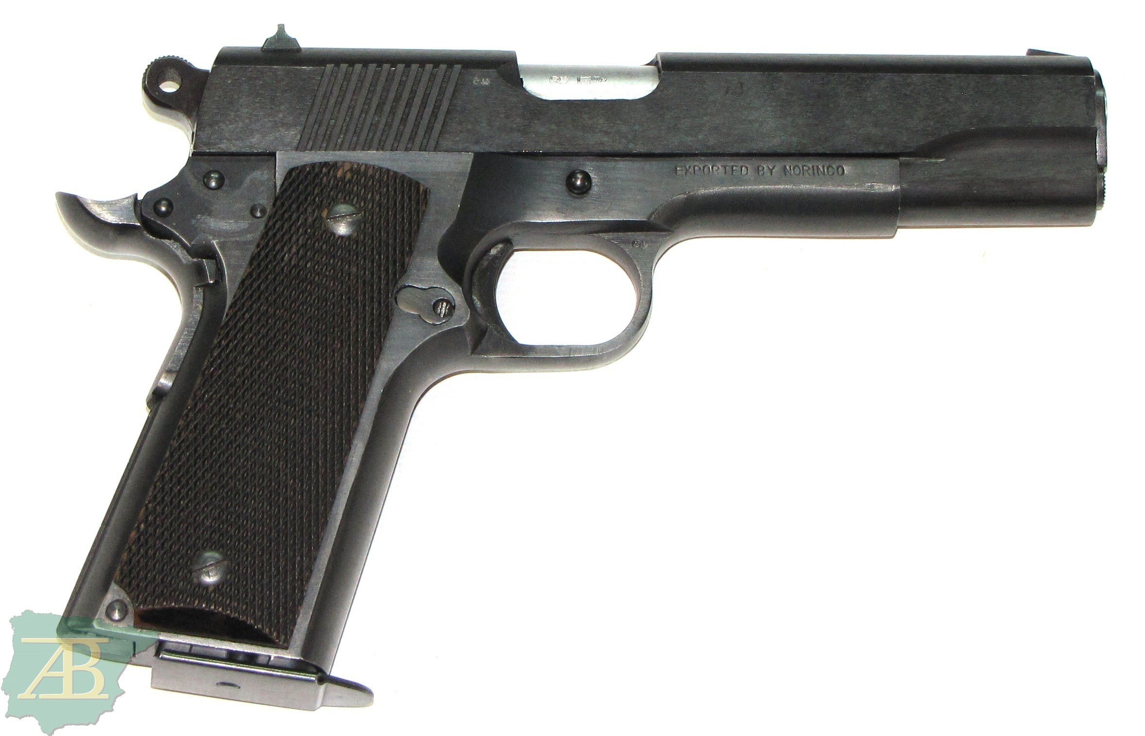 PISTOLA NORINCO 9 MM PB Ref. REP2019/472
