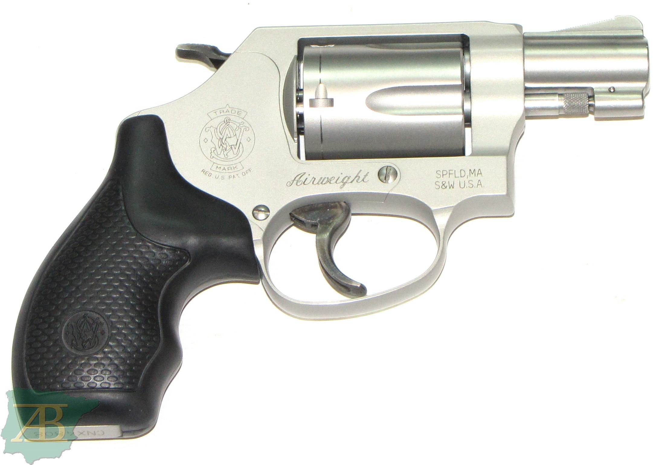 REVÓLVER SMITH & WESSON .38 SPECIAL Ref. REP2019/354