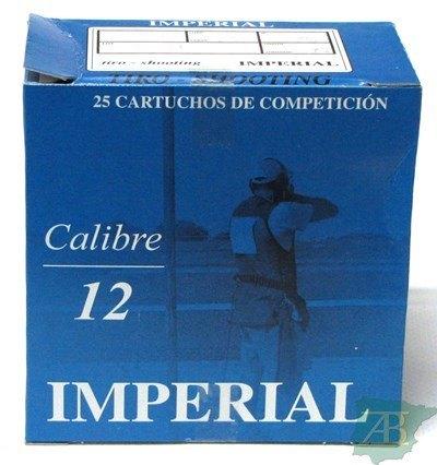 CAJON CARTUCHOS IMPERIAL TRAP 28GR