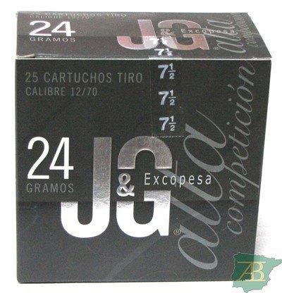 CAJON CARTUCHOS JG T4 ALTA COMPETICION 24GR